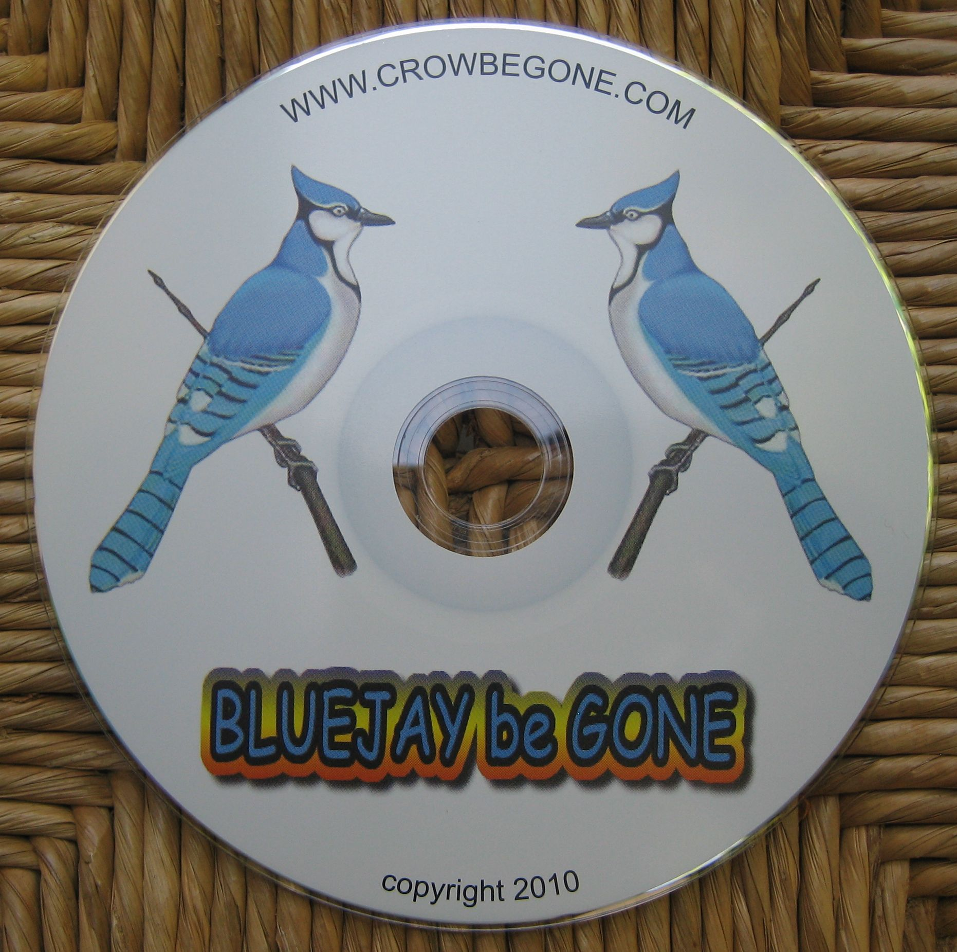 BlueJay be Gone