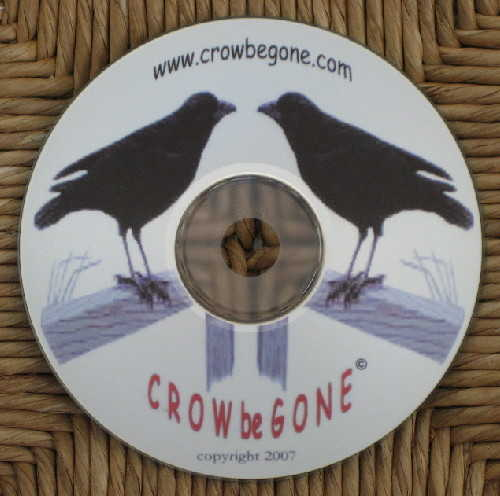 Crow be Gone CD